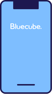 Bluecube's mobile display screen